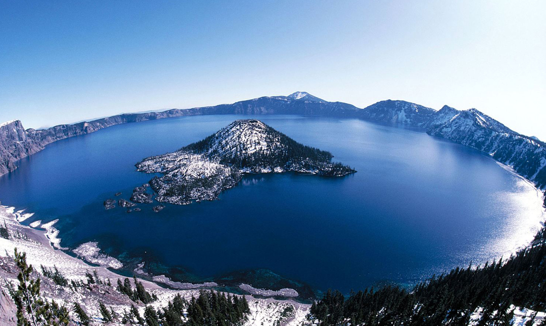 The deepest lake in the world 02