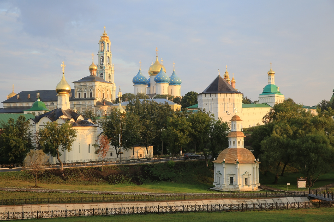 The most beautiful monasteries of Russia 01