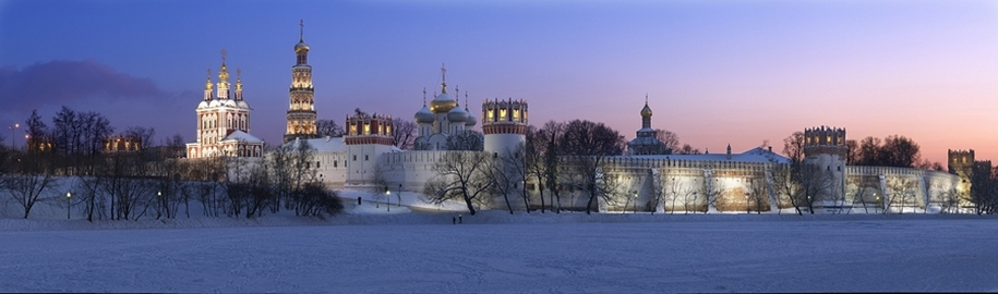 The most beautiful monasteries of Russia 02