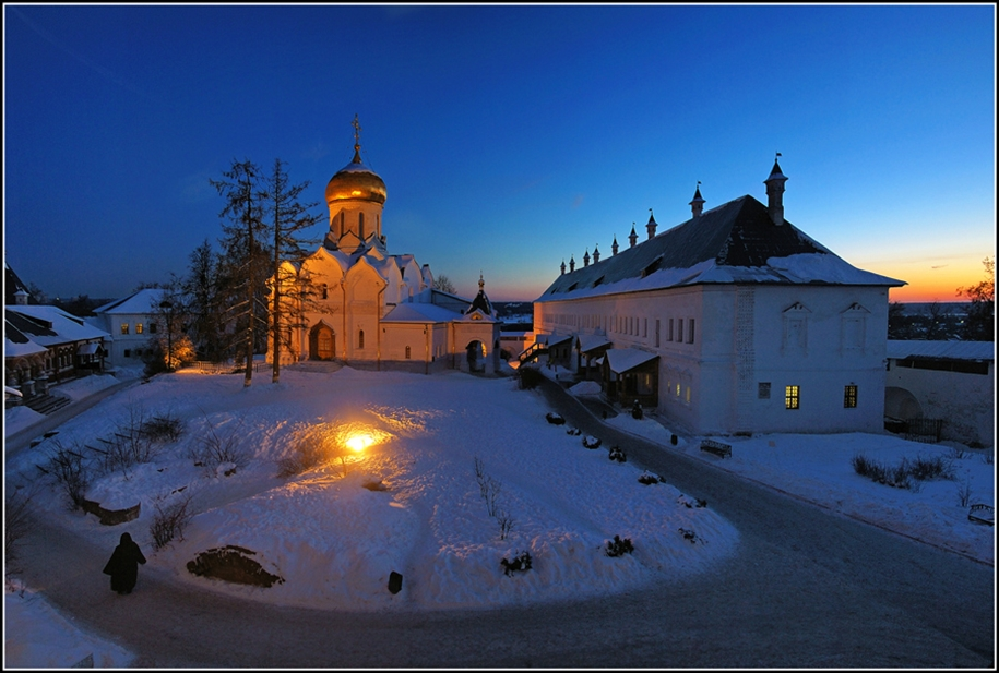 The most beautiful monasteries of Russia 04