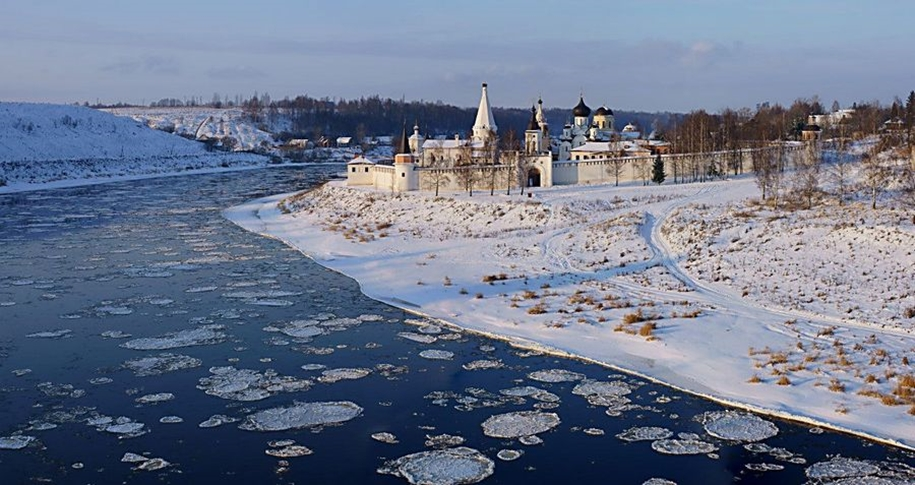 The most beautiful monasteries of Russia 06