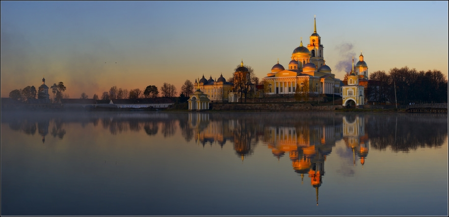 The most beautiful monasteries of Russia 10