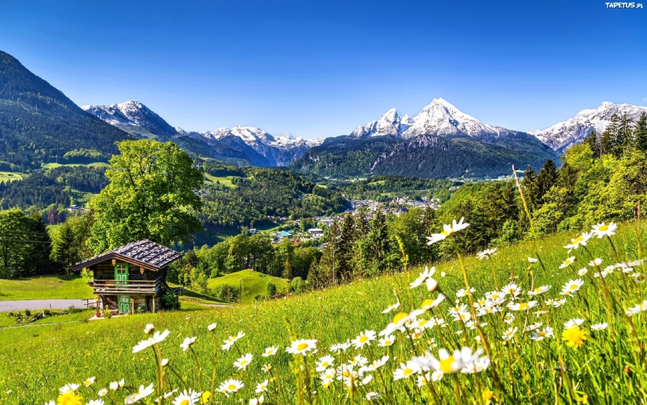 The most beautiful national parks of the Europe 06