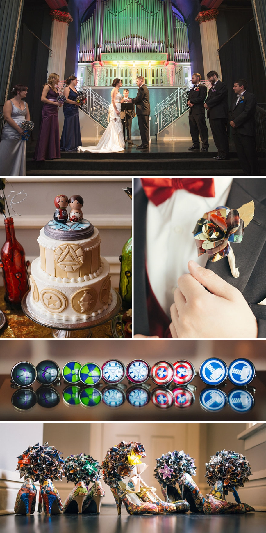 Themed wedding 14