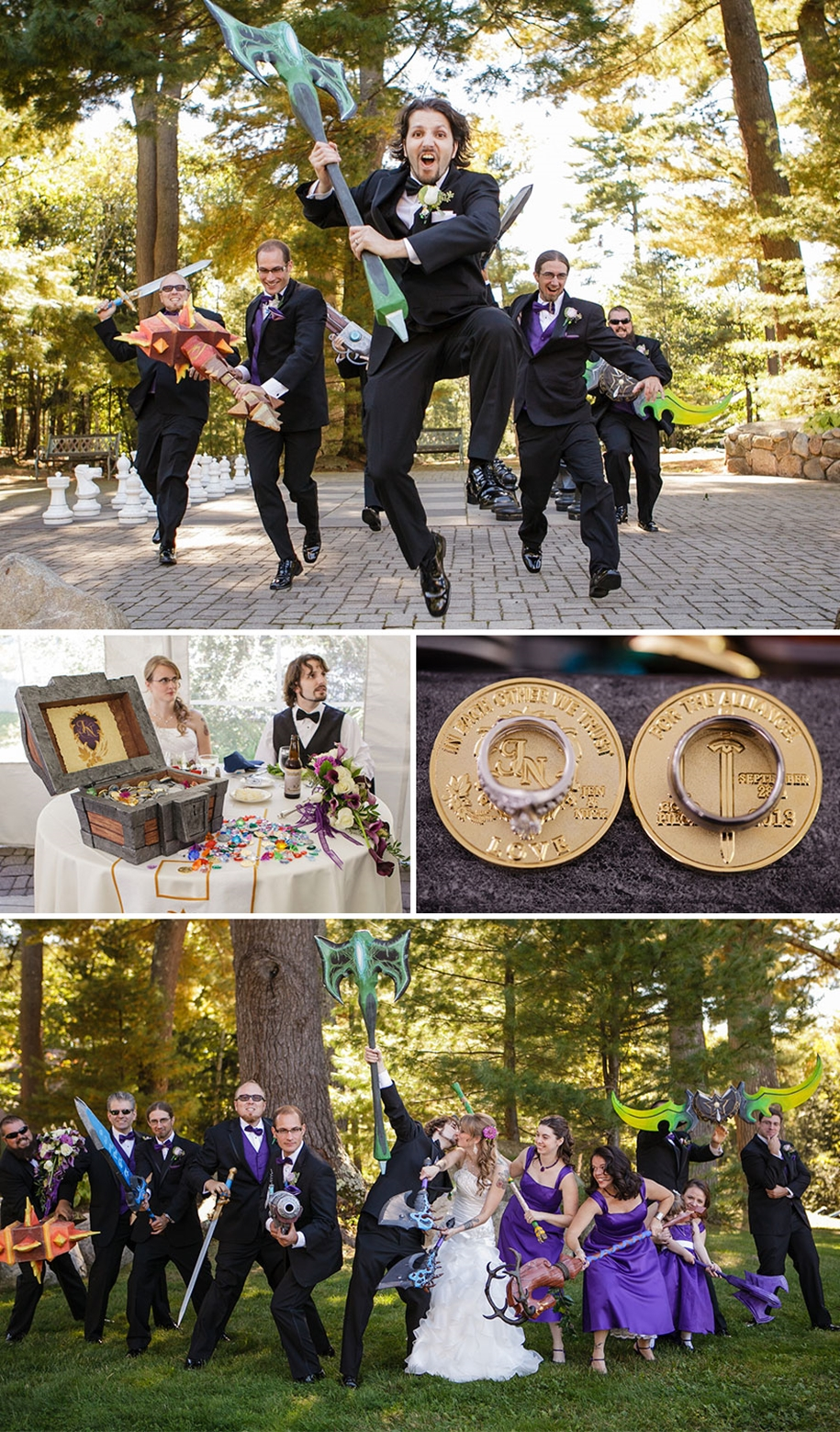 Themed wedding 17