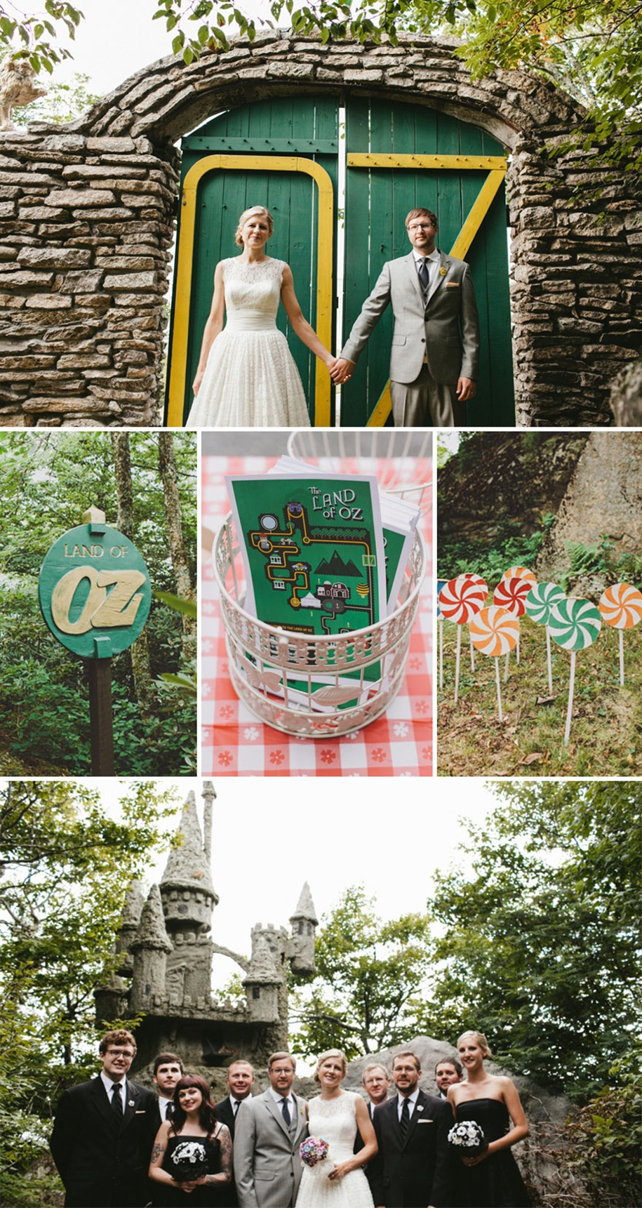 Themed wedding 21