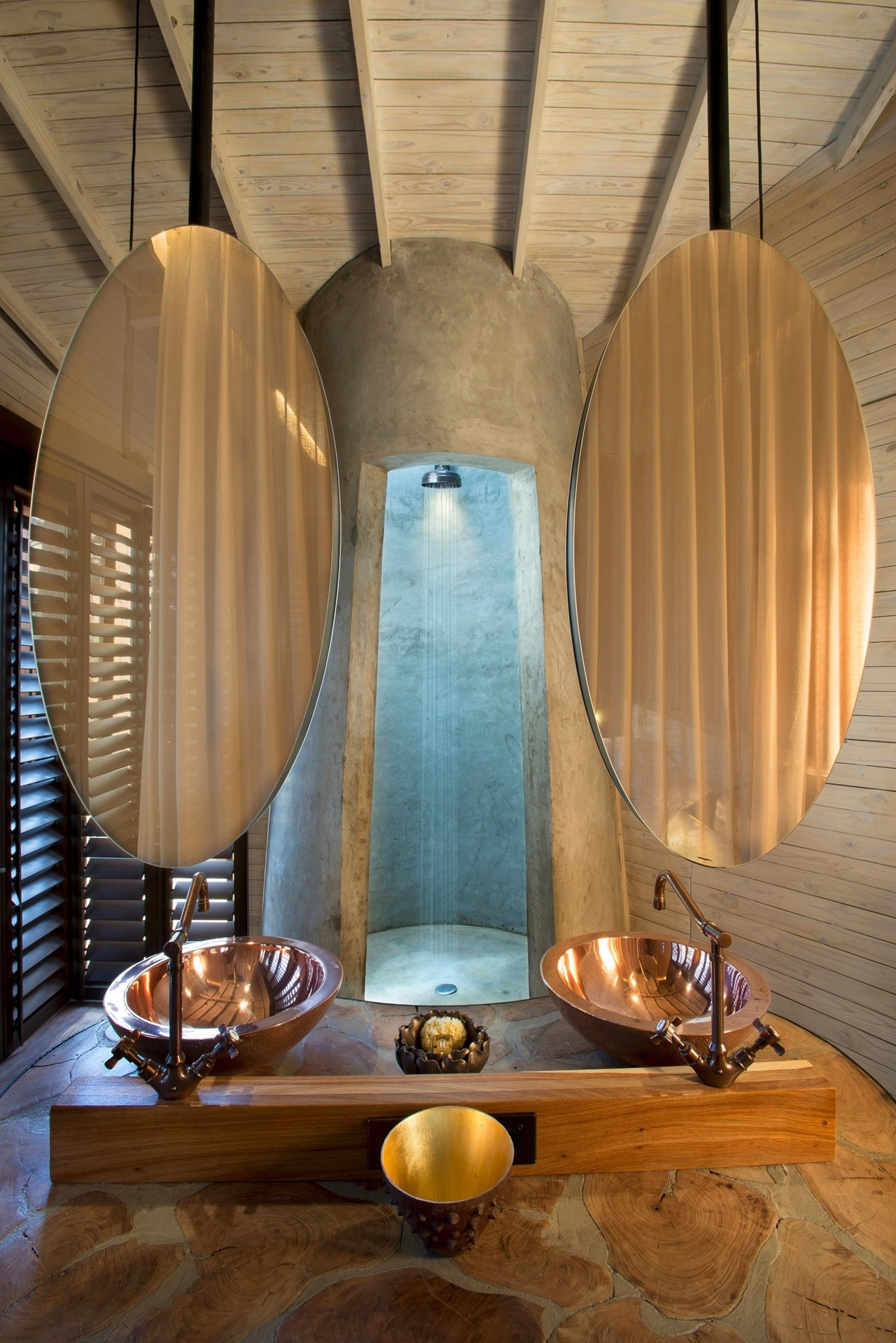 This hotel in Botswana -  unity with nature 23