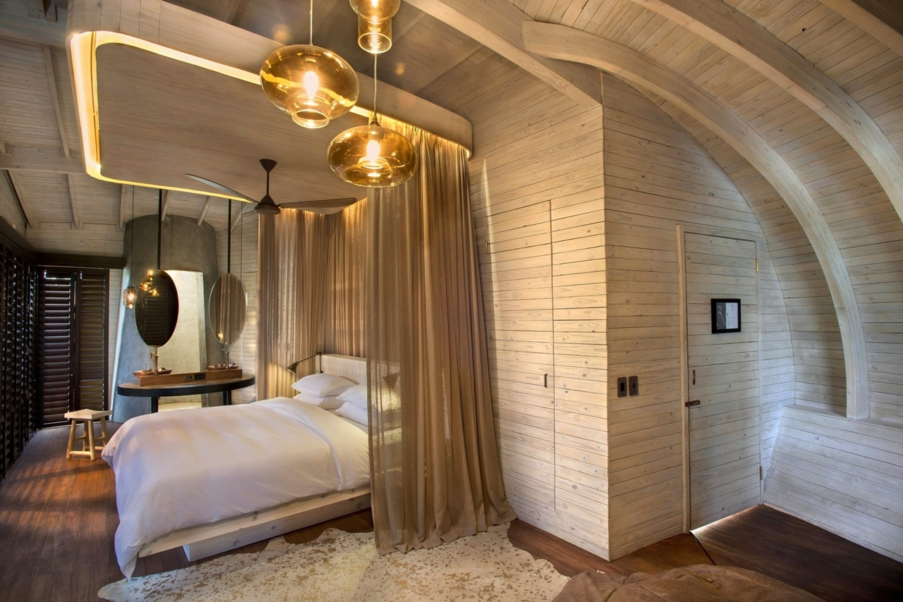 This hotel in Botswana -  unity with nature 25