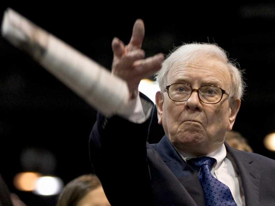 Warren Buffett 11