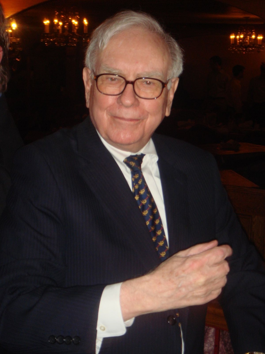 Warren Buffett 12