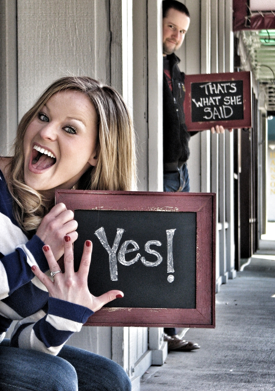 20 creative ways to announce engagement 15
