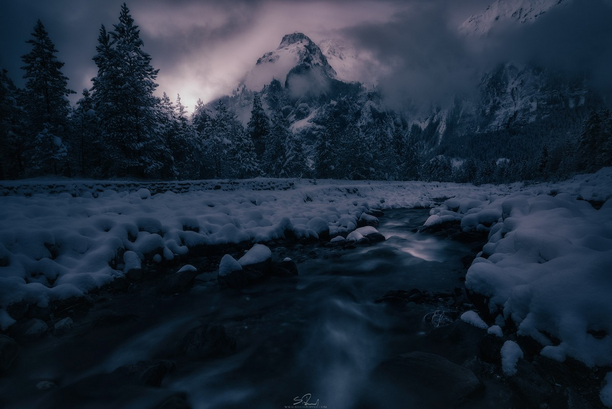 Beautiful landscapes shrouded in darkness from Simon Ropes 11