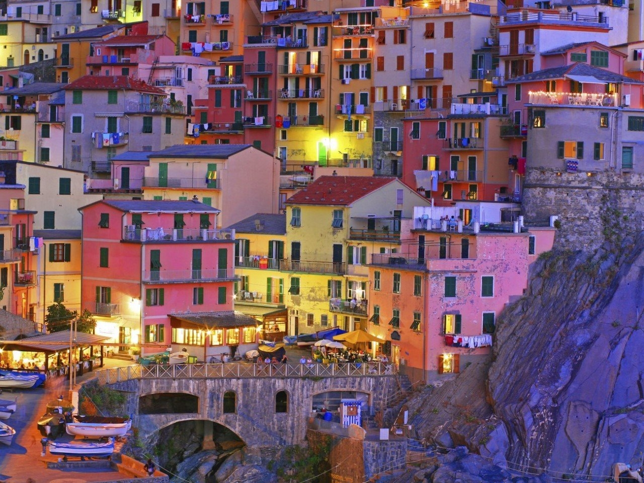 Colorful Amalfi coast 06