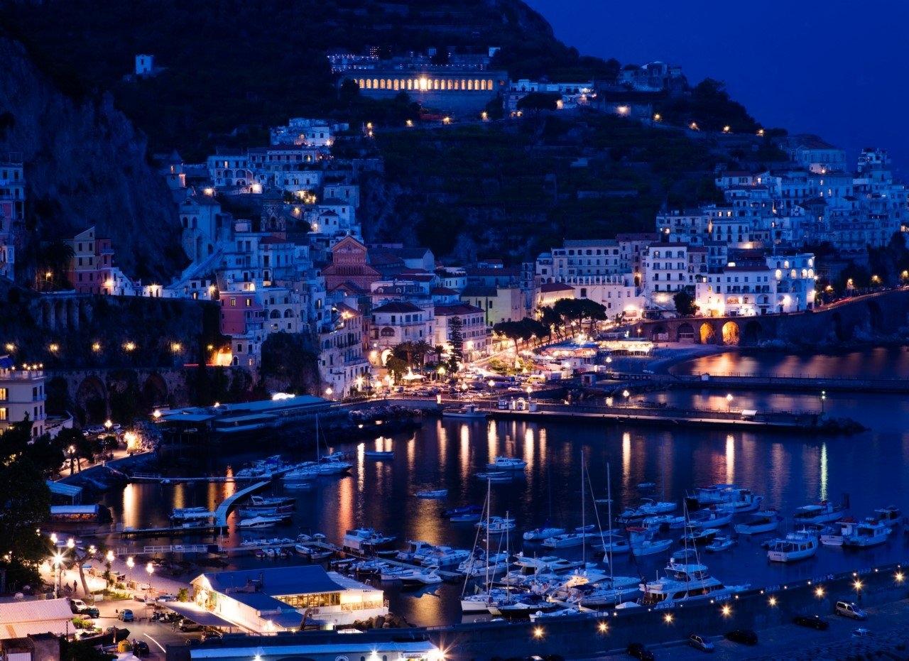 Colorful Amalfi coast 11