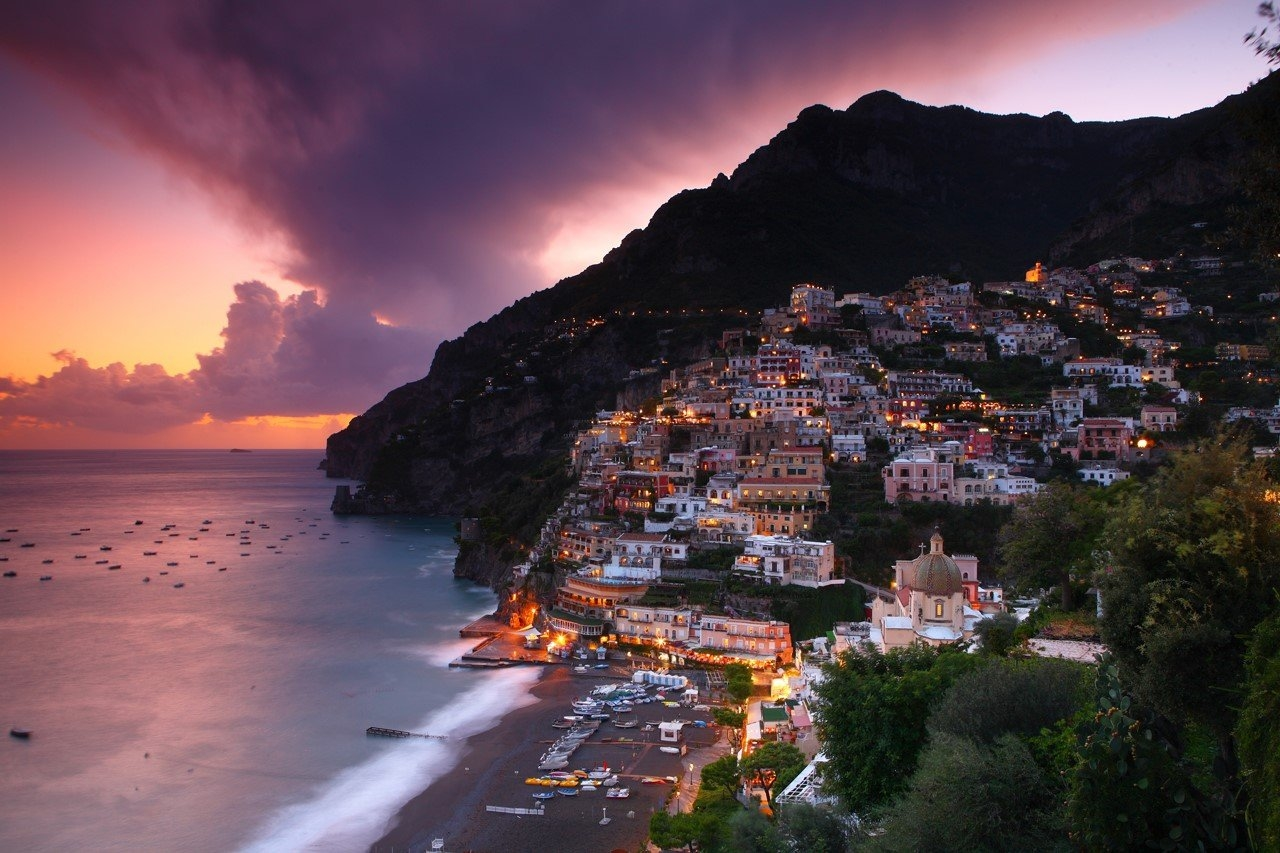 Colorful Amalfi coast 18