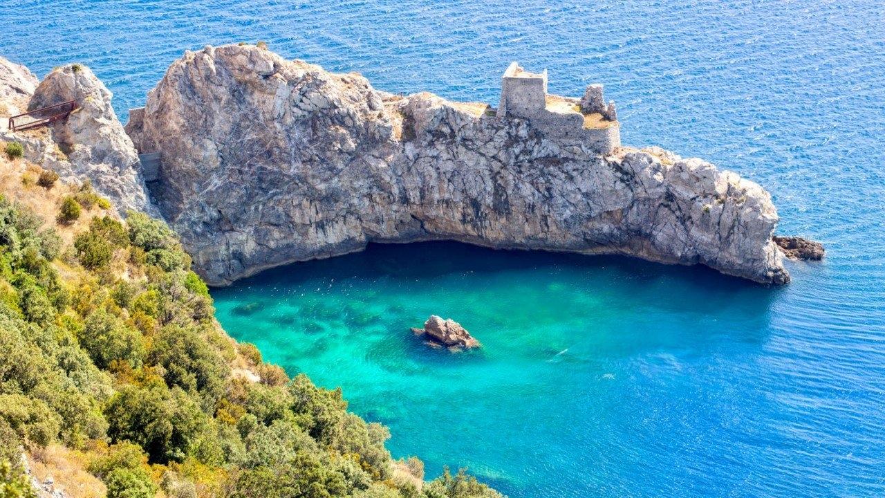Colorful Amalfi coast 21