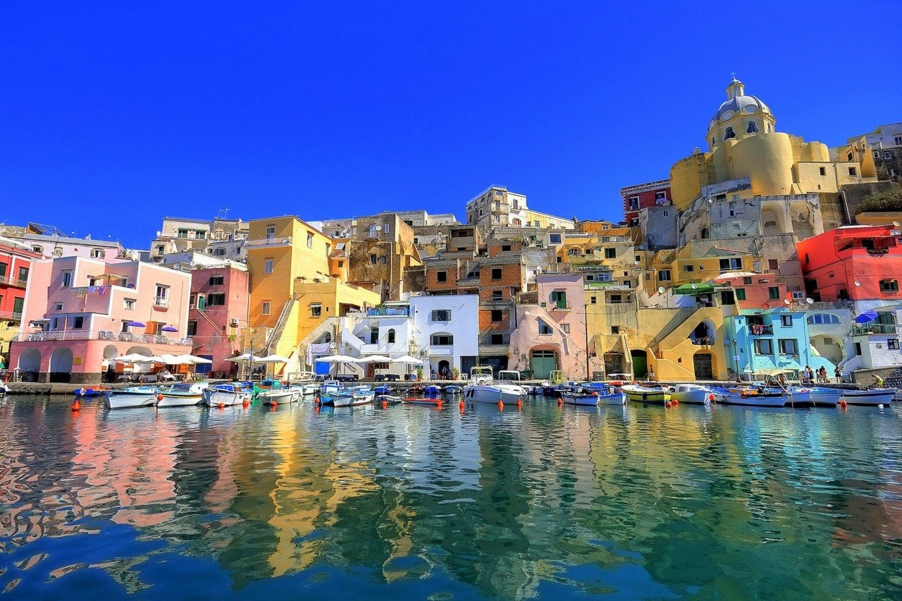 Colorful Amalfi coast 23
