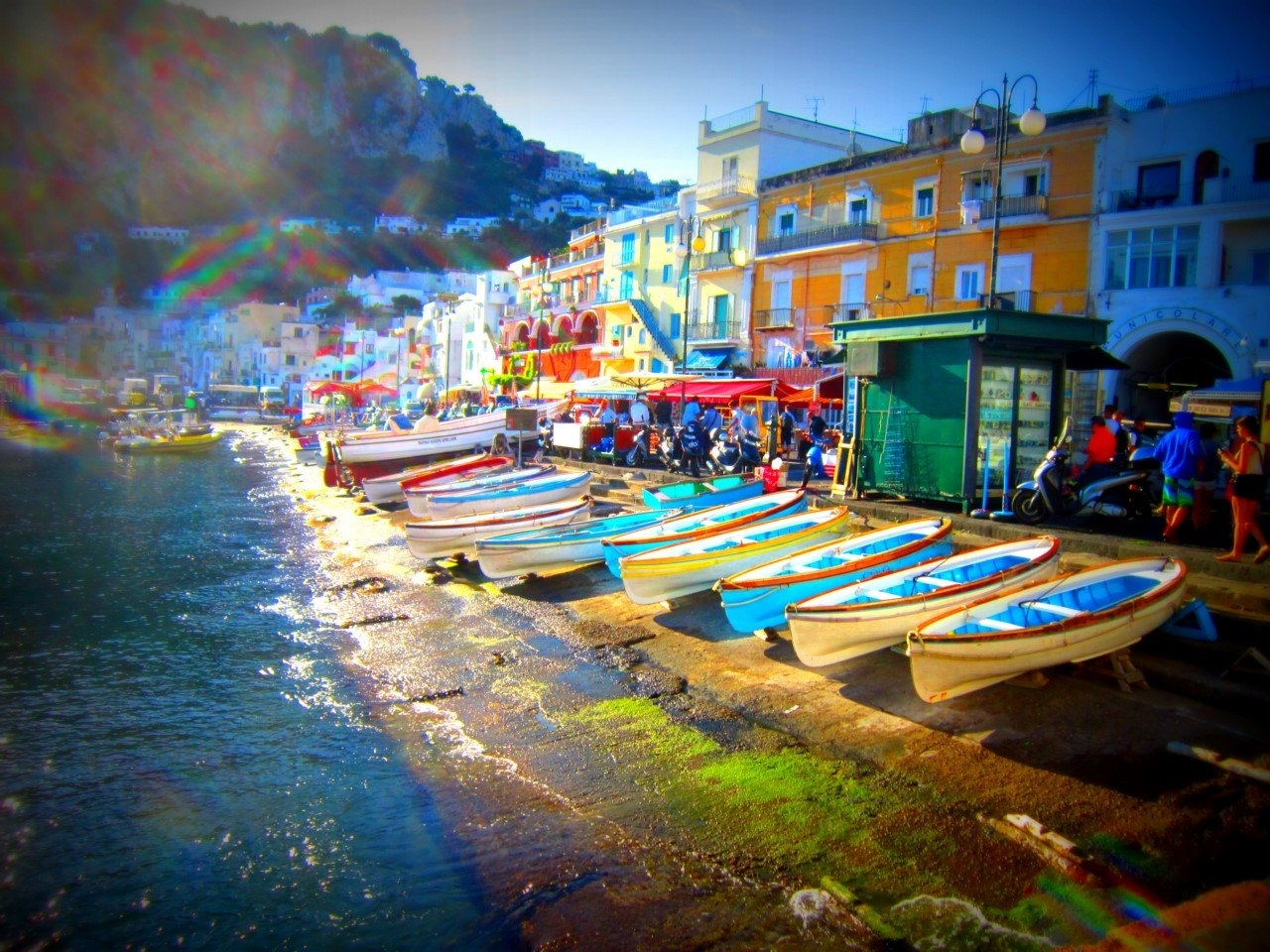 Colorful Amalfi coast 32