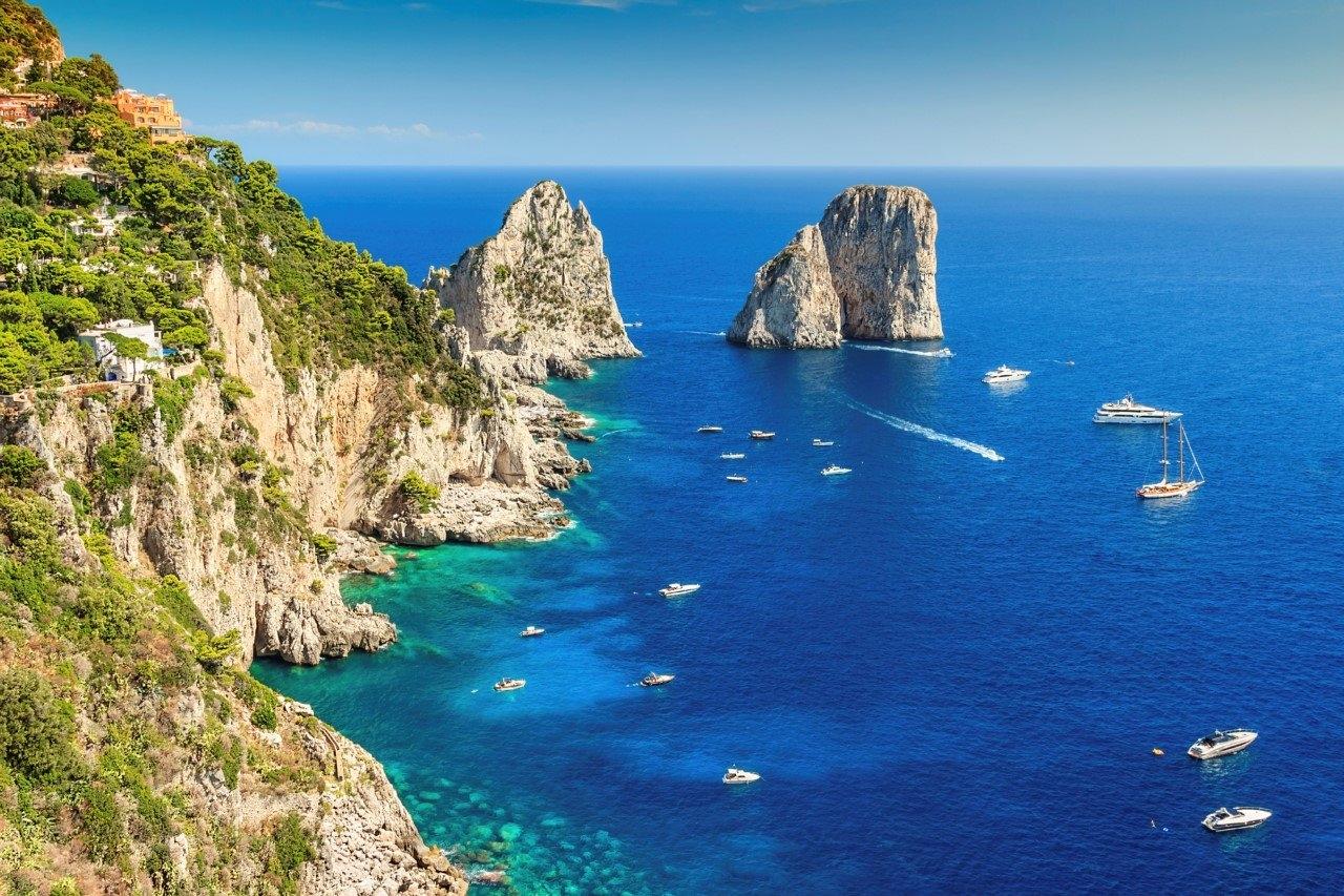 Colorful Amalfi coast 35