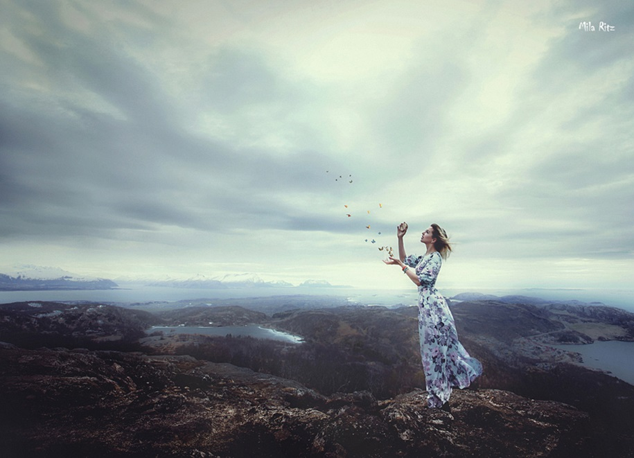 Conceptual photos that will inspire you to new ideas 25