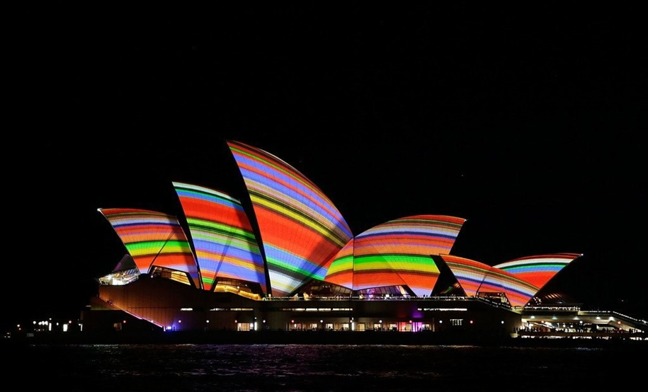 Festival of light Sydney, Vivid Sydney 2016_03