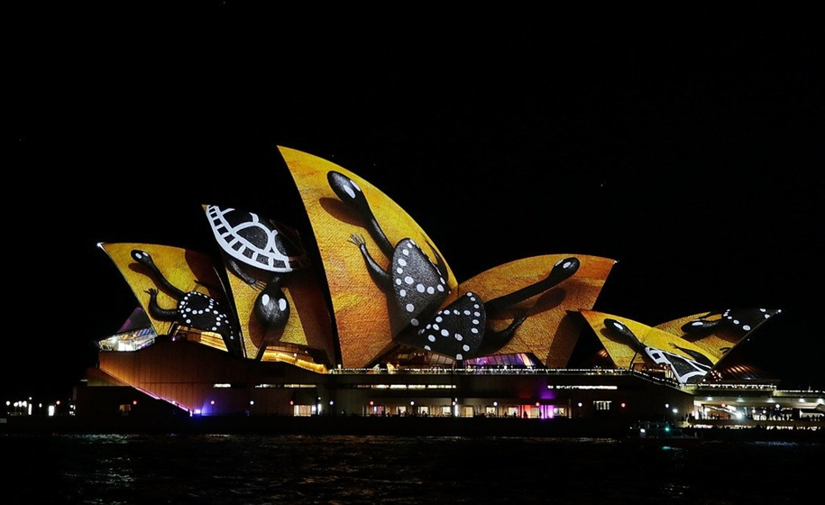 Festival of light Sydney, Vivid Sydney 2016_12