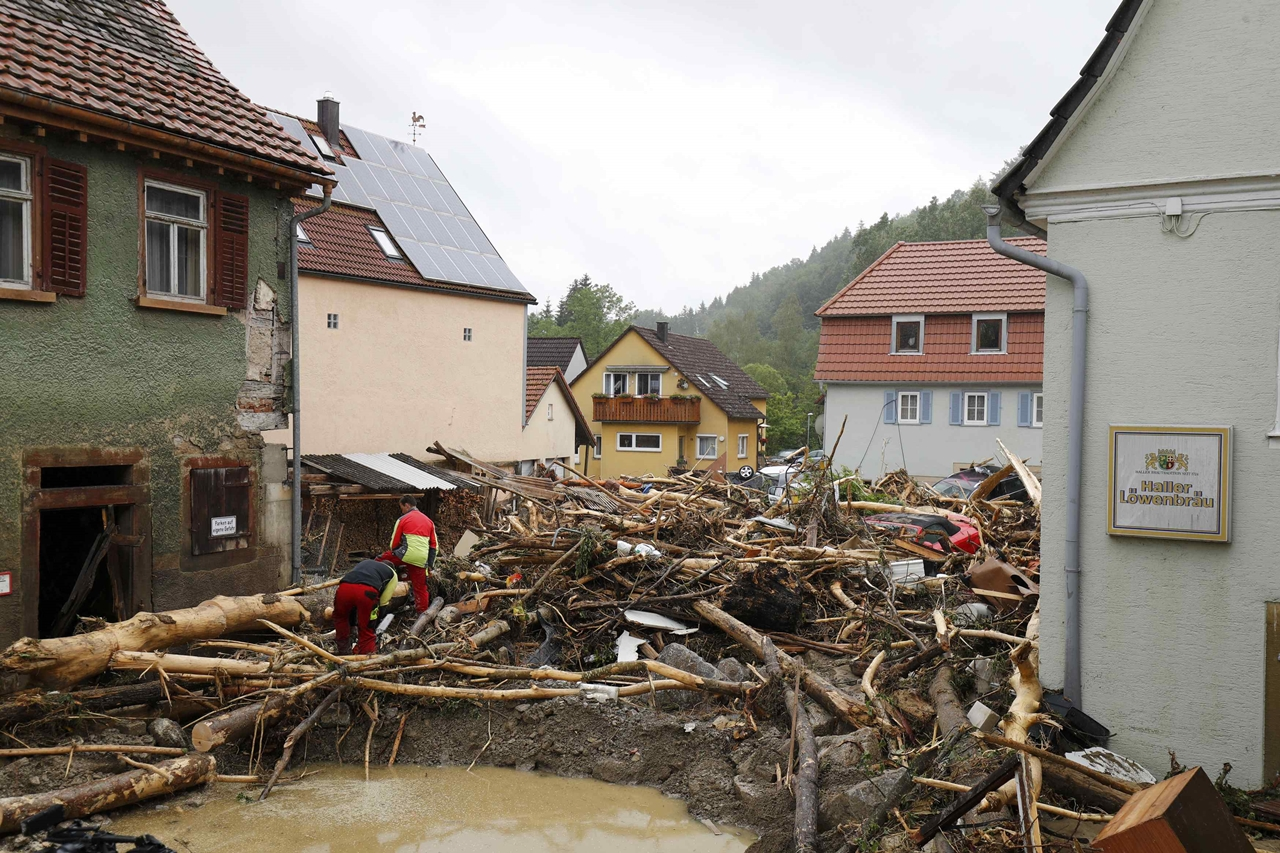 Flooding in Germany 07