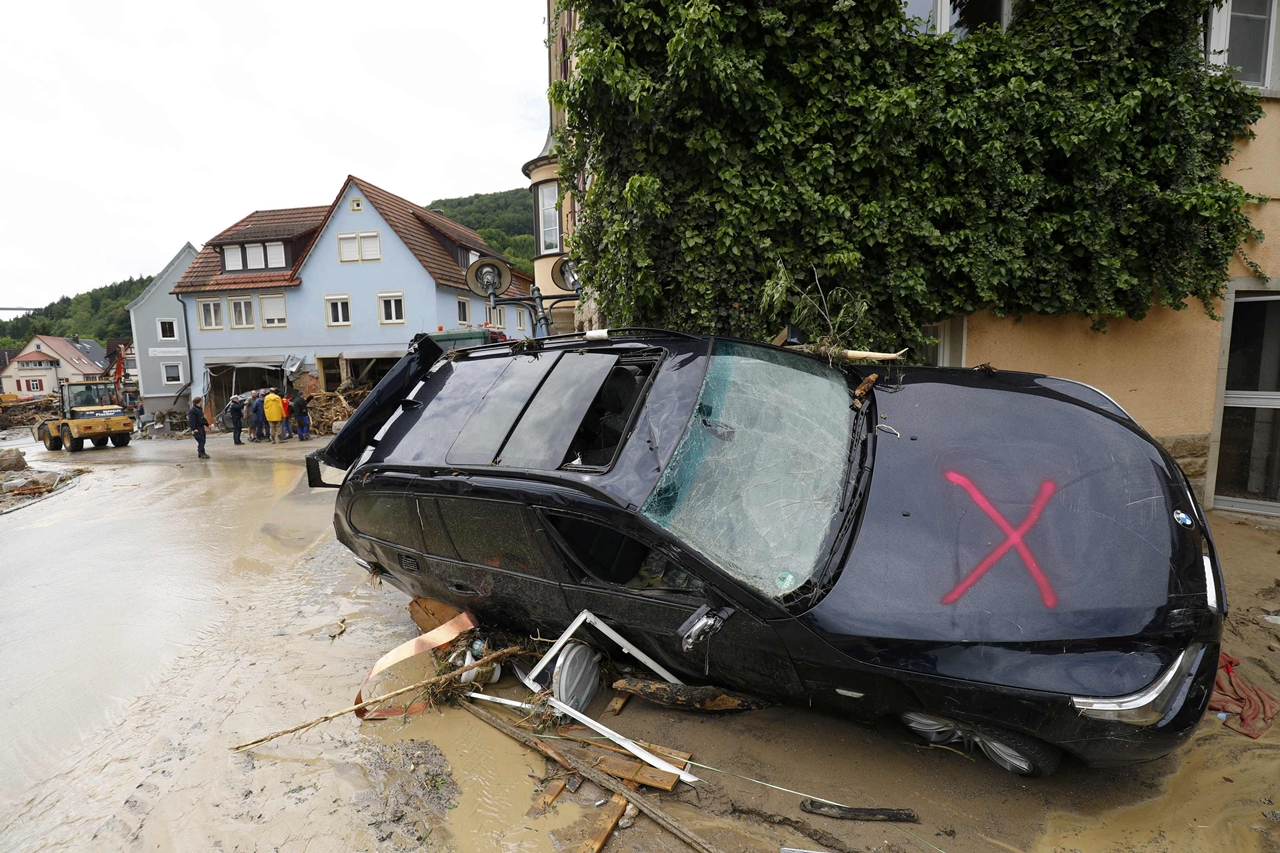 Flooding in Germany 10
