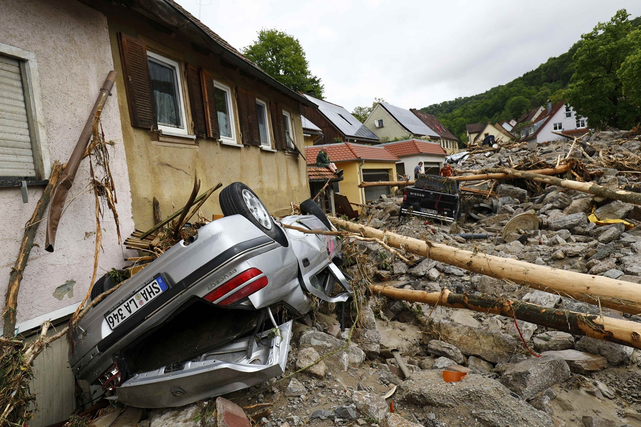 Flooding in Germany 11