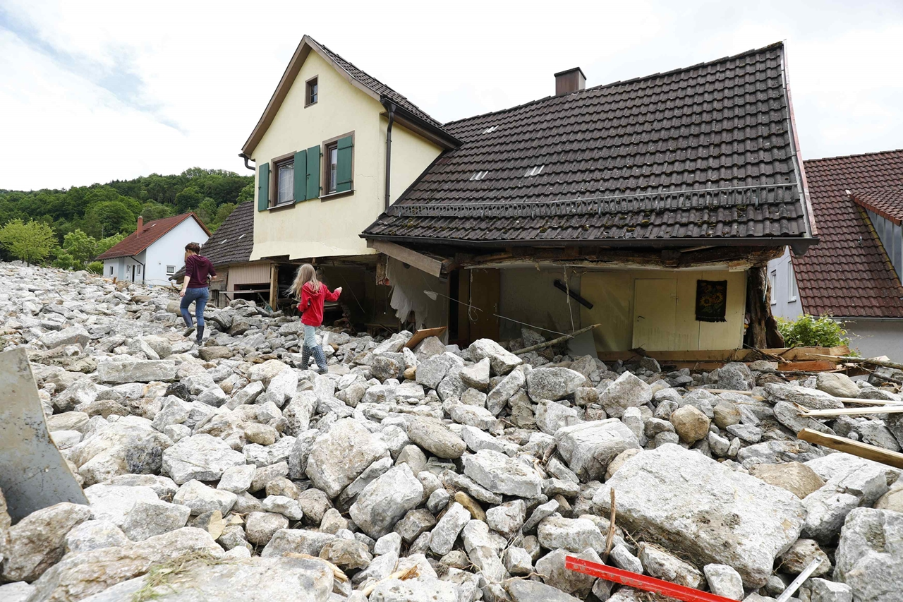 Flooding in Germany 16