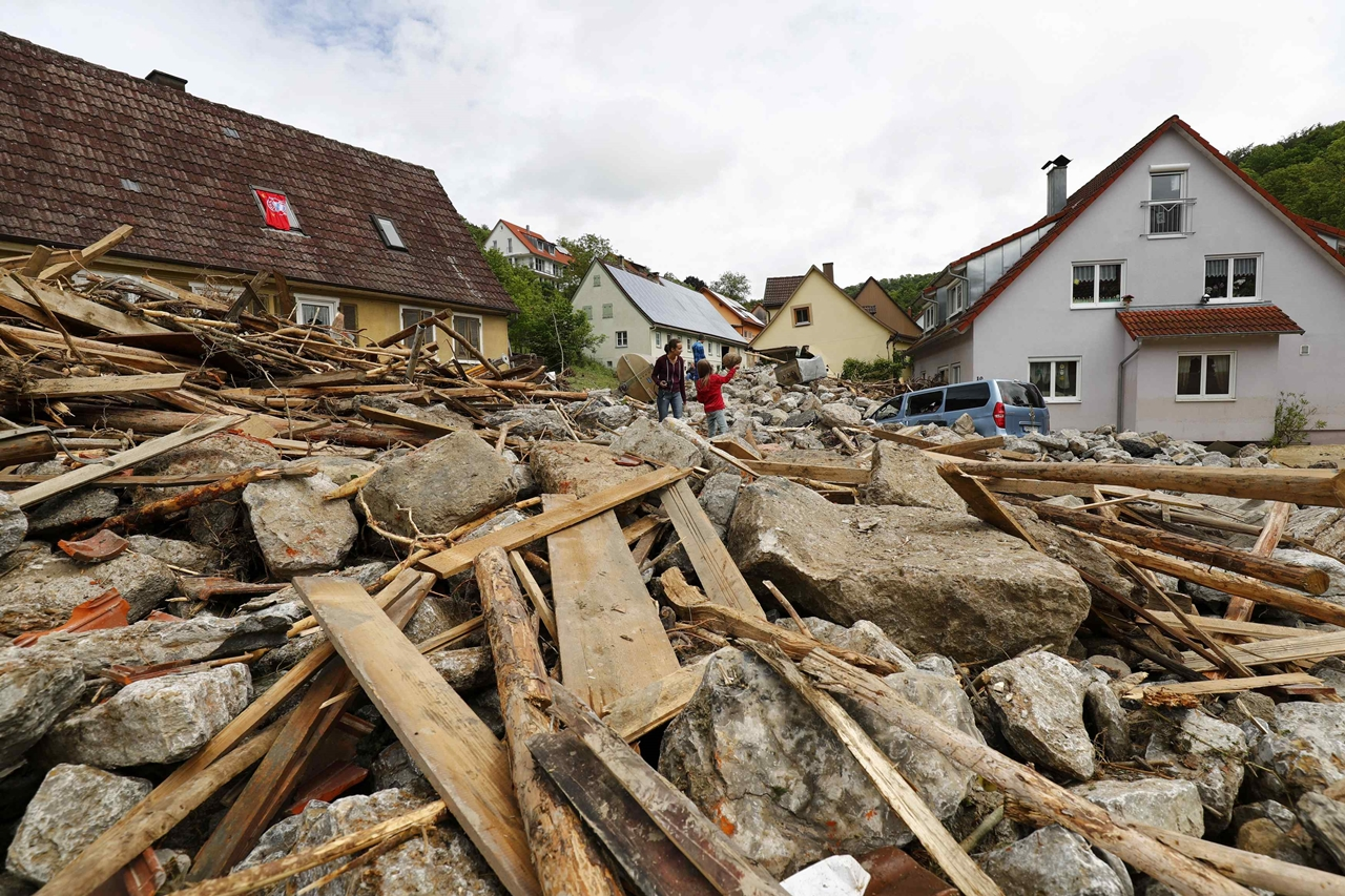 Flooding in Germany 17