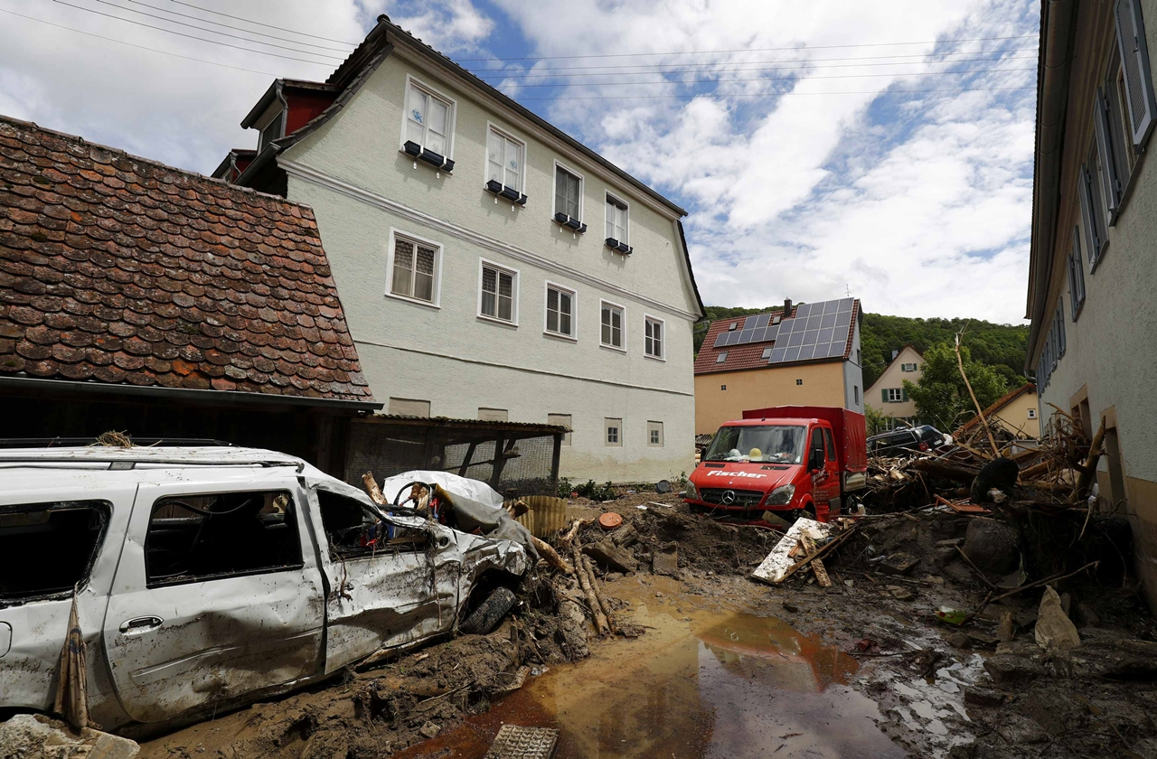 Flooding in Germany 19