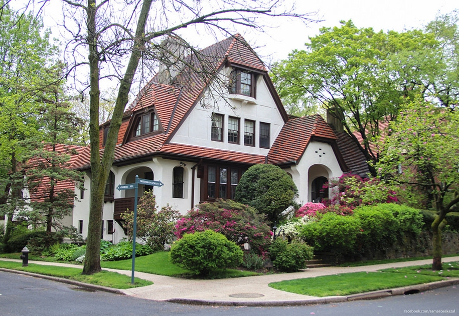 Forest hills gardens is one of the best areas of new York 11