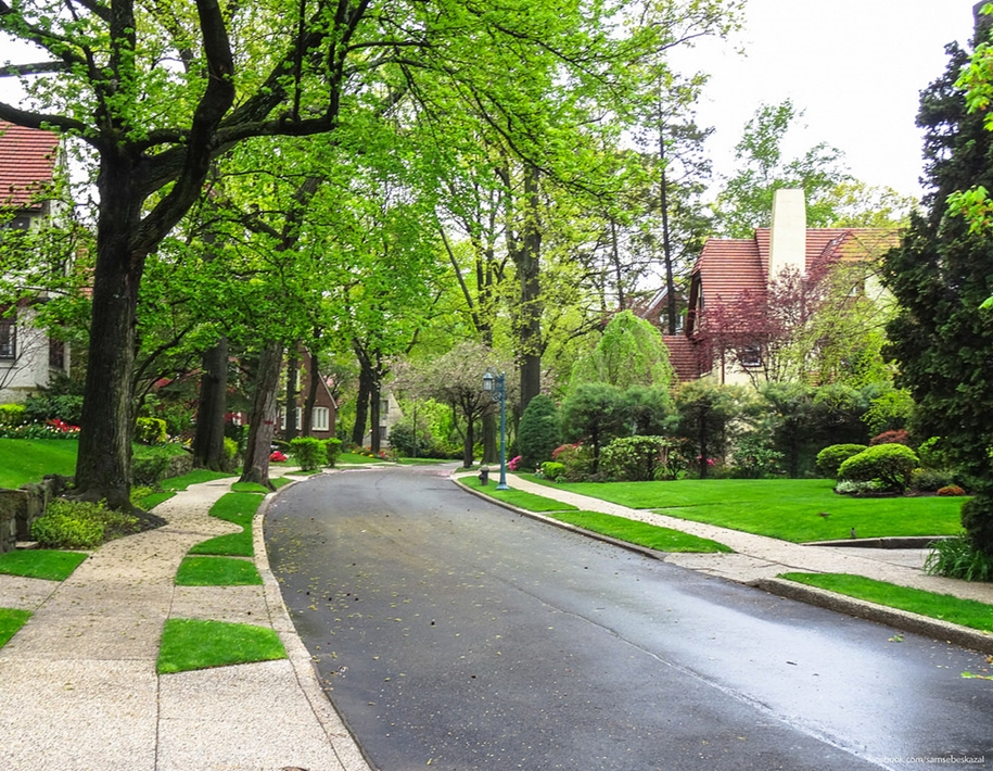 Forest hills gardens is one of the best areas of new York 20