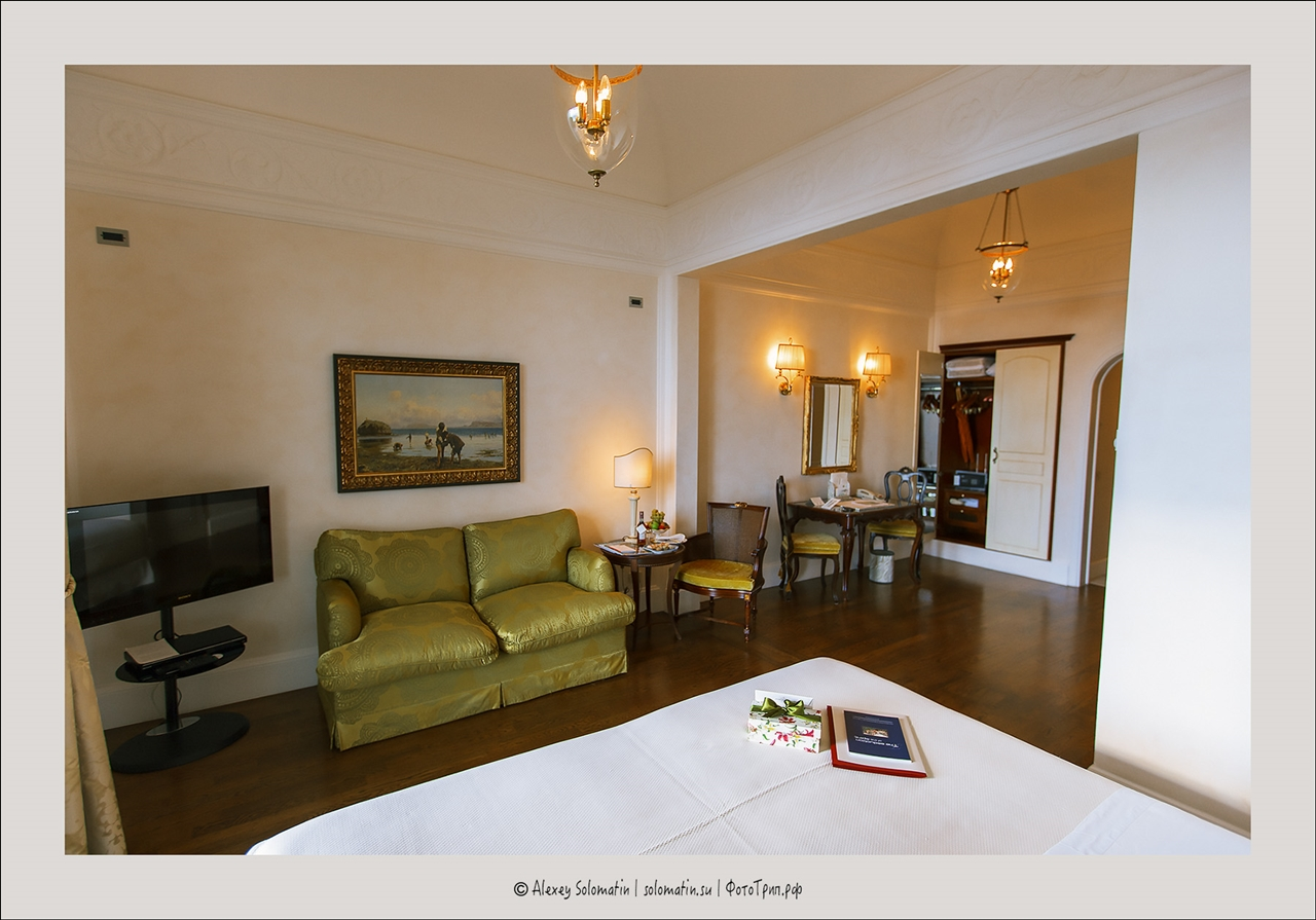 Grand Hotel Timeo. Junior suite Superior 08