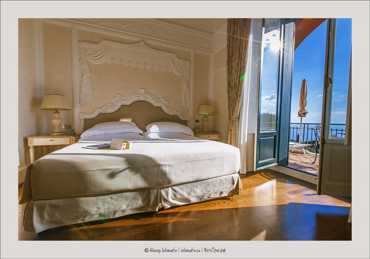 Grand Hotel Timeo. Junior suite Superior 12