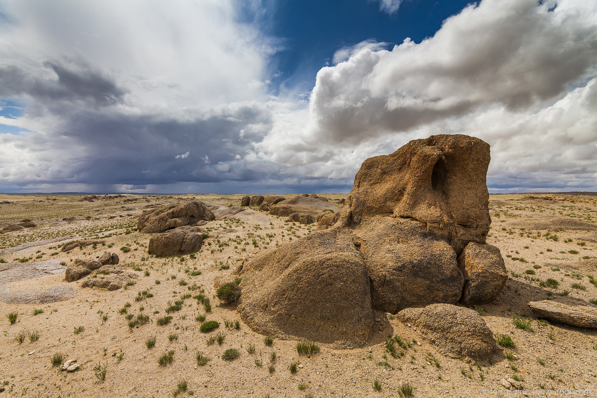 Harsh Mongolia 04
