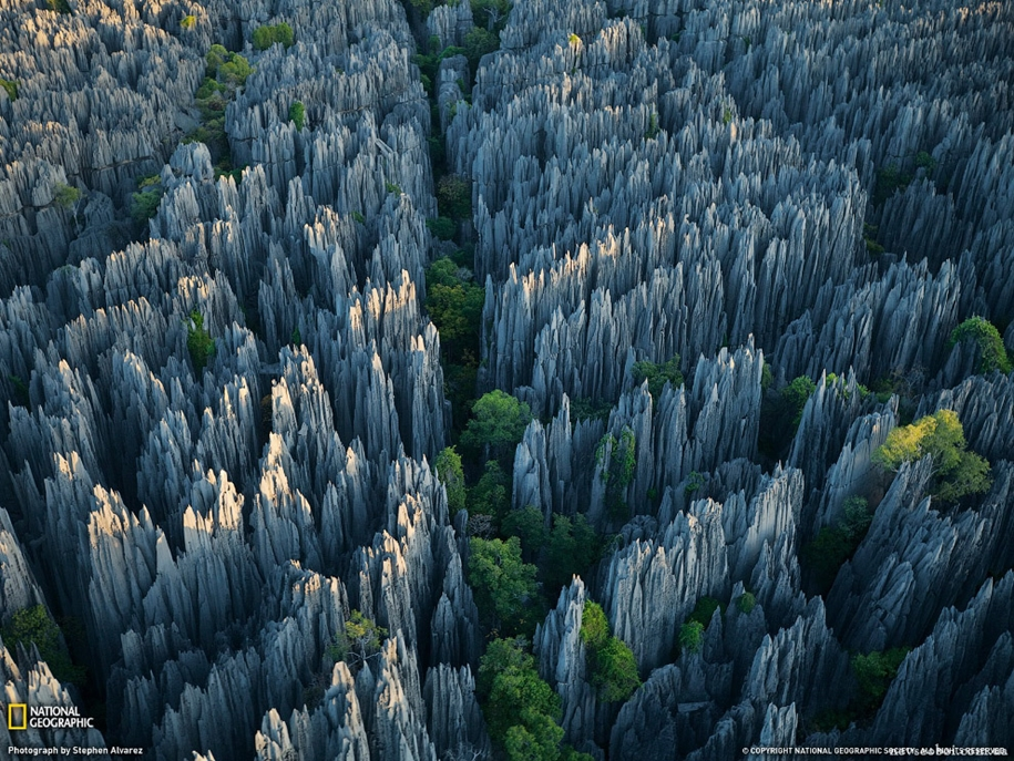 It's worth seeing with your own eyes! Stone forest of Tsingy 26
