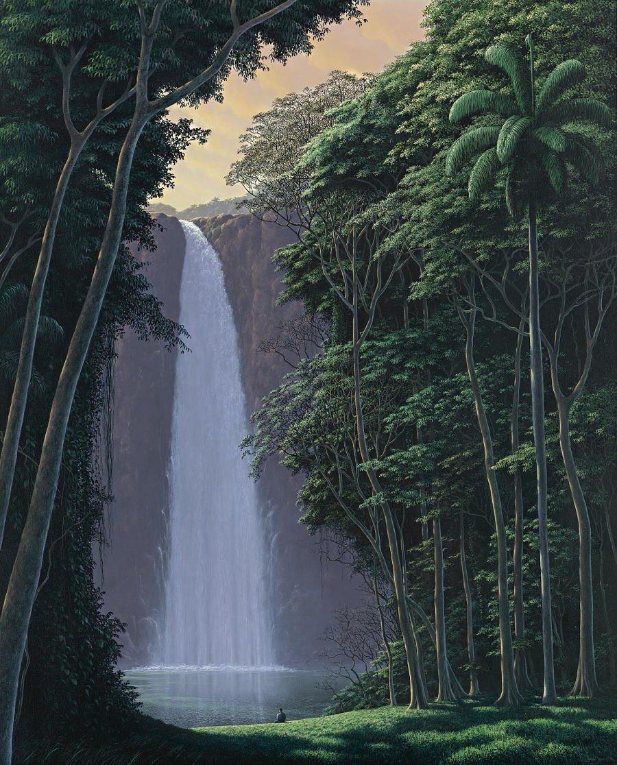 Jungles and waterfalls. the best work of Thomas Sanchez 17