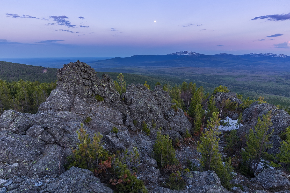 Konzhakovsky stone. the highest point in the Northern Urals 02