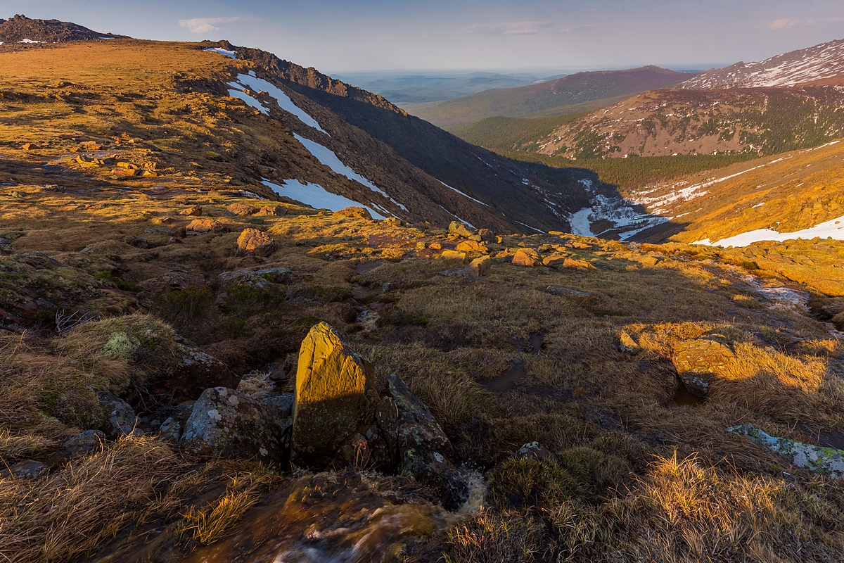 Konzhakovsky stone. the highest point in the Northern Urals 10