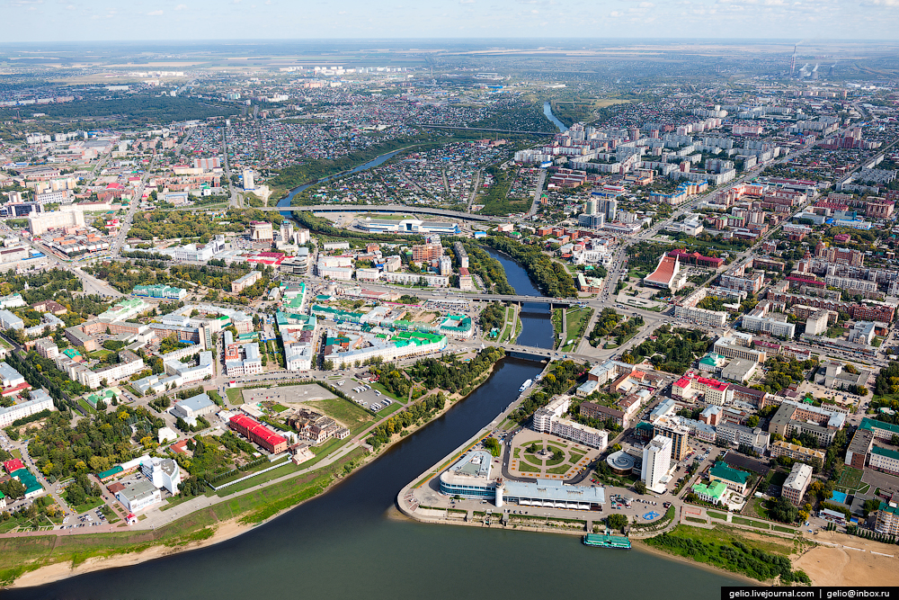 Omsk with height 01