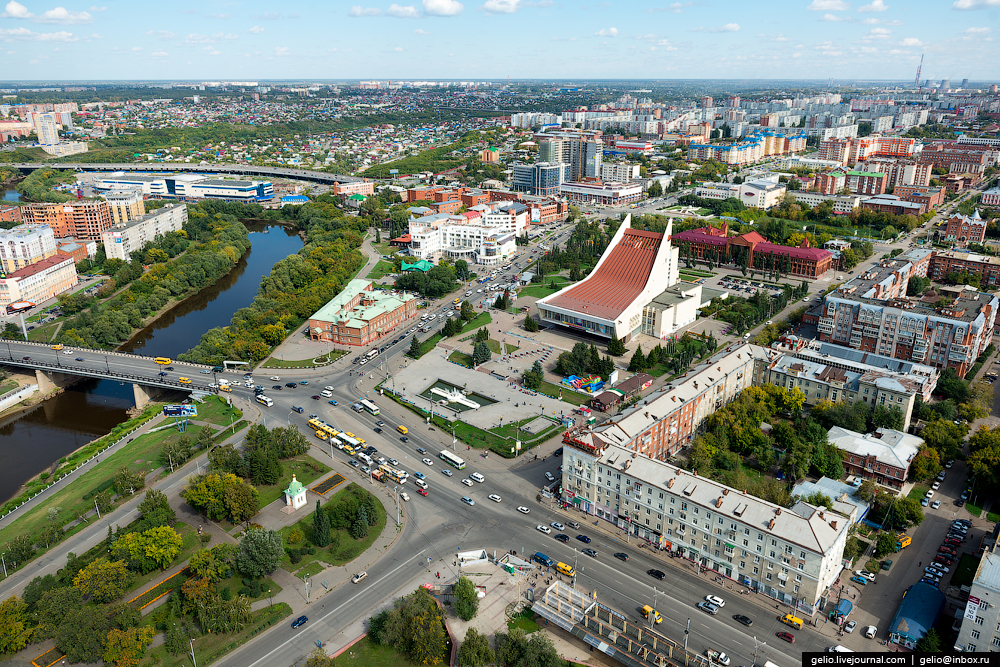 Omsk with height 02