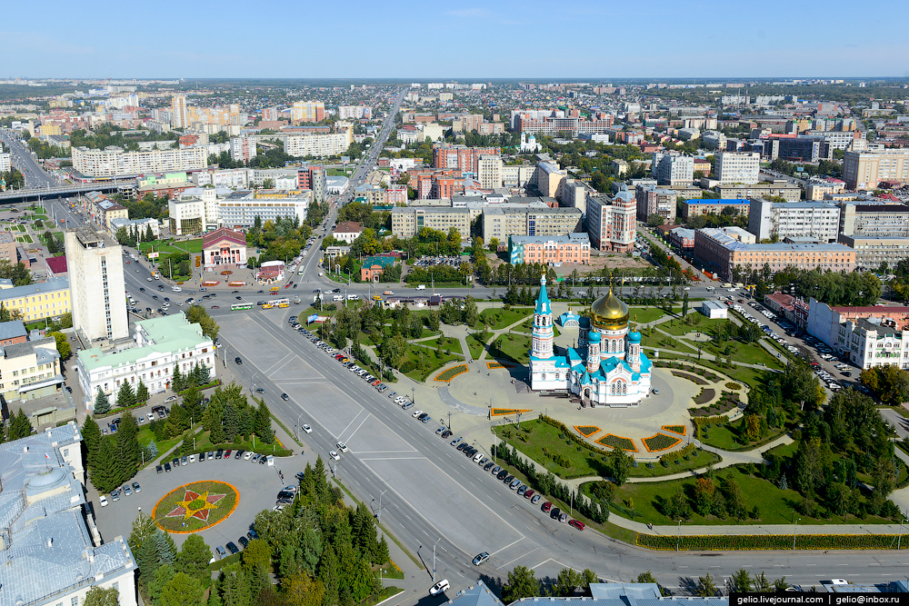 Omsk with height 05