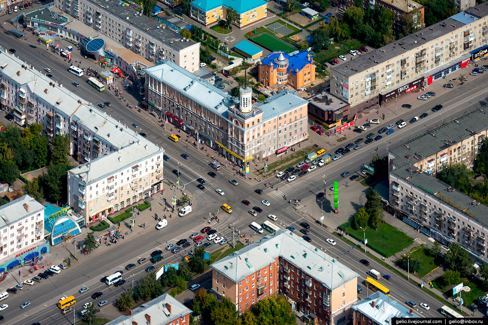 Omsk with height 30