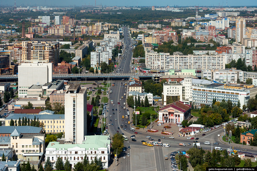 Omsk with height 37