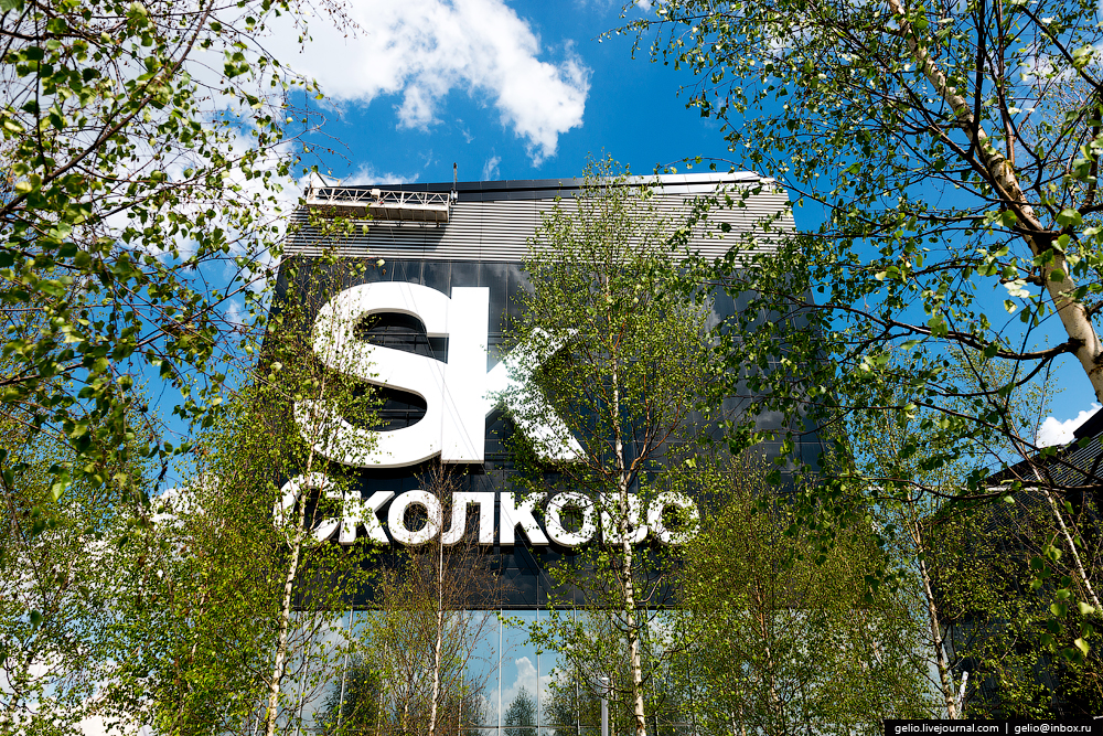 Panorama SKOLKOVO with height 07
