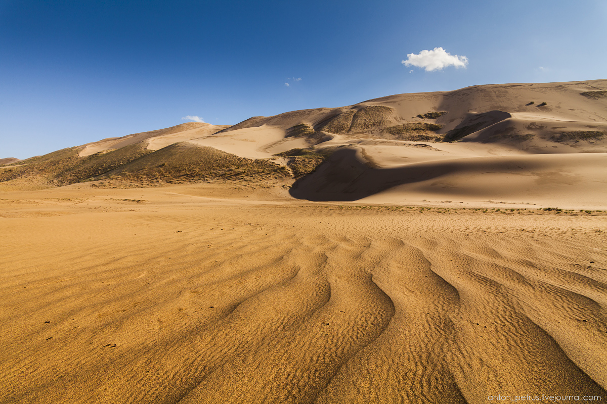 Singing Sands of the Gobi desert 04