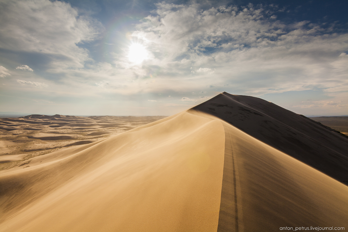 Singing Sands of the Gobi desert 06