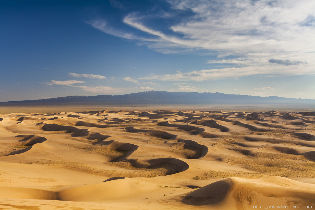 Singing Sands of the Gobi desert 07